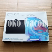 harga Wacom Intuos Pen Touch Art CTH690 Medium Tablet Desain Grafis Blue Tokopedia.com