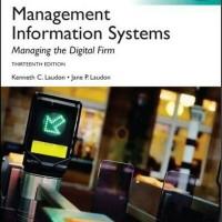 harga Management Information System International Edition (13th Edition) Tokopedia.com