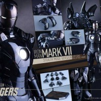 Hot Toys Avengers Age Of Ultron Iron Man Mark 7 Stealth Mode Version