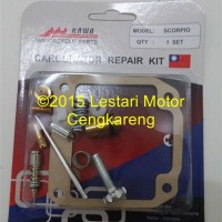 Repairkit Karburator Scorpio/Scorpio Z Kawa Kualitas Jamin