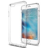 Spigen iPhone 6S Case Ultra Hybrid Crystal Clear SGP11598