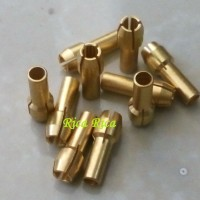 COLLET CHUCK Kuningan For Mini Drill / Bor Mini Dremel 3mm