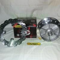 harga Tromol Belakang Ninja 150r & 150rr Vnd Plus Piringan Cakram Tokopedia.com