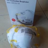 harga Masker / Dust Mask / Debu 3m 8210 N95 Original Tokopedia.com