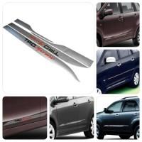 harga Stiker List Body Samping Toyota TRD  Sportivo Abu Universal Tokopedia.com