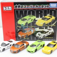 harga Giftset World Super Car Tomica Takara Tomy Tokopedia.com