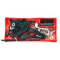 UNDERBOND CNC BAD NINJA-150 BLACK