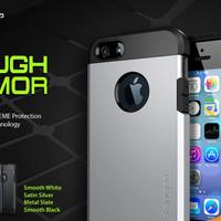 casing Case for iPhone 5/5S SGP Series Tough Armor Plastic + TPU