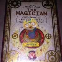 harga Novel Secrets Of The Immortal Nicholas Flamel : The Magician Tokopedia.com