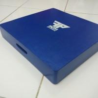 TRAVEL CAJON portable blue series