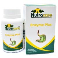 harga Obat Kembung, Kista Usus, Maag, Nutracare Enzyme Plus Tokopedia.com