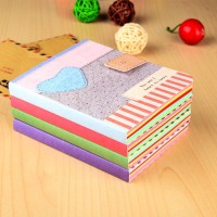 Notebook / Buku Tulis / Catatan Mini Diary Memo Notes Love