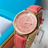 Jam Tangan Wanita Kate Spade Pink Tanggal Aktif
