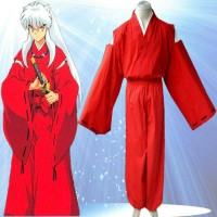 harga Costume Inuyasha anime import taobao kimono cowok cosplay Tokopedia.com