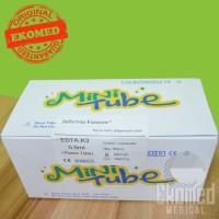 INTHERMA VACCUM MiniTube K3 EDTA 0,5ml 50ea