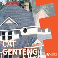 CAT GENTENG (ROOF PAINT) AFATEX 1 GALON = 4,5 KG