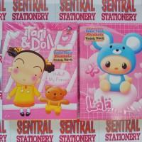 Sinar Dunia Buku Tulis Mandarin Kotak Kecil 38 Lembar Eb38 Sq 10