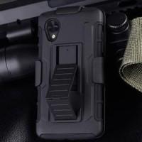 Jual LG Nexus 5 Bumper Armor Dual Layer Full Protection Case Murah