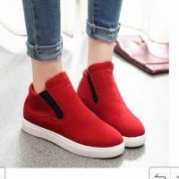 harga Sepatu Boot Murah Cewek M2m Tokopedia.com
