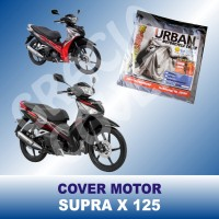 Cover/Selimut/Penutup Body Motor Luxury & Stylish Supra X 125