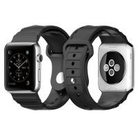 harga Spigen Apple Watch 42mm Rugged Band Black Sgp11582 Tokopedia.com