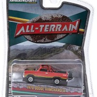 Greenlight 1/64 1978 Dodge Ramcharger