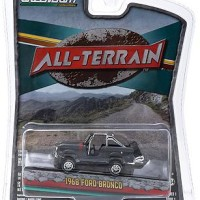 Greenlight 1/64 1968 Ford Bronco