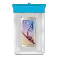 Zoe Waterproof Bag Case For Samsung Galaxy S6 Flat