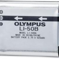 Battery olympus li-50b batere kamera digital