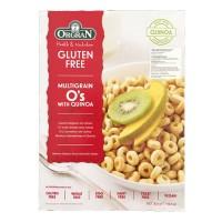 Orgran Gluten Free MultiGrain O's With Quinoa 300g