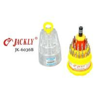 Jackly 31 In 1 Precision Screwdriver Professional Repair Tool Kit - JK