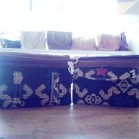 dompet pinggang batik kamen harga murah , sale 40.000