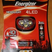 harga Senter Kepala / Headlamp Energizer 4 Led Tokopedia.com