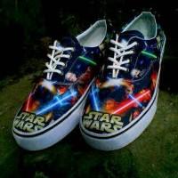 Sepatu Vans Era Galaxy Starwars Waffle IFC Grade Ori Keren Murah Cowok