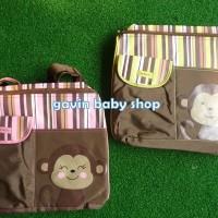 Cute Monkey Diaper Bag Carter's