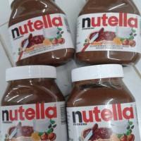 harga Nutella Ferrero Choco Spread 750gr Tokopedia.com
