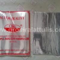 harga Sampul Buku Opp Kwarto Lem Tokopedia.com