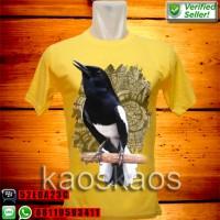 harga Kaos Burung Kacer Kicau Tokopedia.com