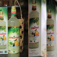 harga Jeniper (jeruk Nipis Peras ) Kemasan Syrup Tokopedia.com