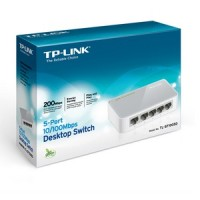 SWITCH HUB TP-LINK 5 PORT SF1005D