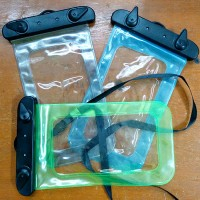 Bingo Waterproof Case Kw / Pouch Smartphone Anti Air