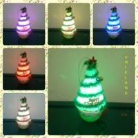 harga Lampu Pohon Natal Mini Kristal Plus Hiasan Tokopedia.com