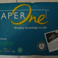 Paper - Paper one - A4 70Gsm
