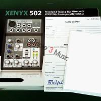 harga Behringer Mixer Mini Xenyx 502 For Sequencer/ Monitor (2kg) Tokopedia.com