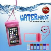 harga Universal Waterproof Case Smartphone Pouch / Sarung Hp Anti Air Medium Tokopedia.com