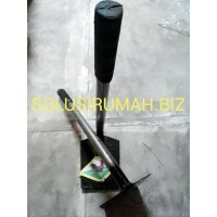 CANGKUL/PACUL TAMAN 14*11cm GG40CM KARET 1PCS