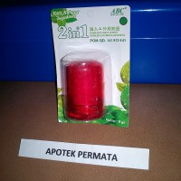 ABC 2 in 1 MENTHOL CONE 8 gr