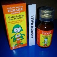 ELKANA SUSPENSI 60 ml