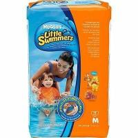 Huggies little swimmer ukuran M (popok renang sekali pakai)