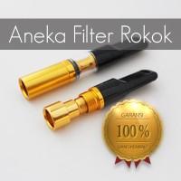 Jual SANDA SD-176 Filter Rokok Permanen DOUBLE (mild + standard) Murah